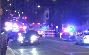 视频|美德州奥斯汀市中心枪声再起,致至少1人死4人伤