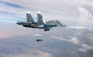 叙军方称美空袭一处IS控制的化武库致数百人死亡,美方否认