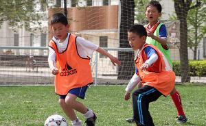"""探访中国足球""""黄埔军校"""":中超每十个球员就有一个出自这里"""