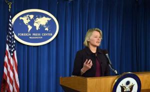 美国务院:不寻求推翻朝鲜当局也不想冲突,将继续与中国合作