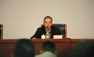 蔡振华:体校管理体制必须扭转;青少年体质下滑态势未遏制