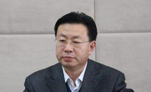榆林市委原书记胡志强调任陕西省卫计委党组书记