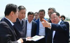 工信部副部长调研中国商飞,听取C919首飞准备情况汇报