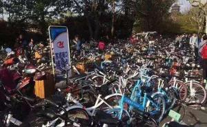 杭州西湖景区五一节禁止投放共享单车,苏堤白堤不得骑车进入