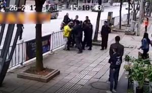 贵州一外卖小哥被9名城管群殴,城管局道歉、相关负责人停职