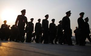 全国约1/3省级武警总队主官已于近期调整