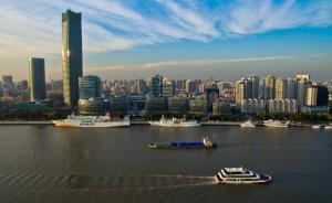 上海黄浦滨江率先实现基本贯通,近期将拆除黄浦海事局