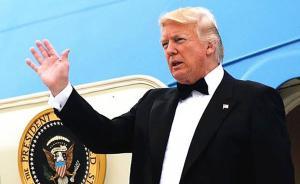 释新闻丨特朗普首次外访选择中东,专家:美国欲确认领导力