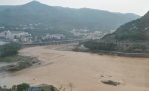 嘉陵江四川广元段铊元素超标4.6倍,正在排查污染源