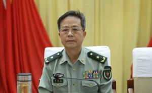 中部战区陆军副政委胡永生少将调任河南省军区政委