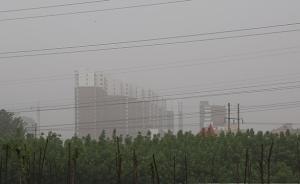 中央气象台解除沙尘暴预警,苏皖北部等地仍有浮尘扬沙