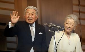 日本天皇退位特例法案获众院肯定,力争在6月通过