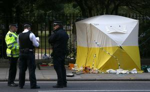 伦敦砍人事件:尚未发现与恐袭有关,遇难者曾警示路人远离
