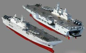 宏亮瞻局|我国两栖攻击舰浮现,舰载战斗机如何选择(上)