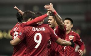 """中超盲目追逐亚冠战绩,这块""""遮羞布""""中国足球还能用多久"""