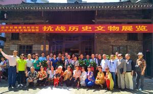 湖南首家私人抗战文物博物馆开馆,由邵阳一七旬收藏家创办