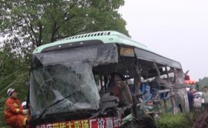 鹰潭公交车祸:涉事司机均排除酒驾毒驾