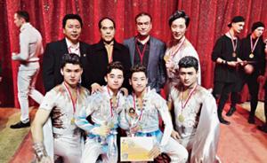 《担当》是怎么练成的:上海马戏学校新疆班的故事