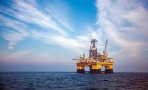 """中国首次试采海底可燃冰背后的大国利器:中集""""蓝鲸1号"""""""