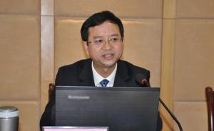 王新有任江西抚州市委副书记,曾任省法学会专职副会长