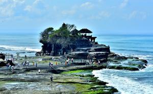 """印尼要造10个""""新巴厘岛"""":借力一带一路揽中国游客"""