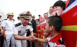 国防部:中缅两国海军将举行海上联合演习,包括通信、搜救等