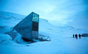 """全球暖化致北极地区融冰,""""末日种子库""""入口遭水淹"""