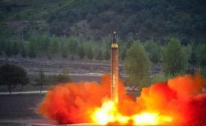 韩国总统就朝鲜试射导弹召开会议,军方称导弹飞了500公里