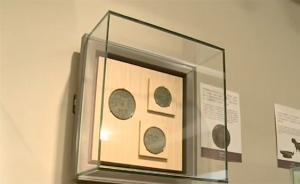 台北故宫博物院展示柜无故开启,战国铜镜直接暴露在外
