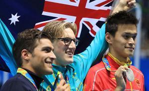 孙杨回击霍顿指责是小伎俩,澳大利亚上届奥运曾集体服药