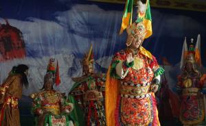 36部藏北格萨尔艺人独家说唱已获抢救性保护
