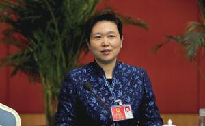 王艳玲辞去河南省副省长职务,已转任湖北省委常委、宣传部长