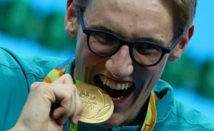 澳媒称霍顿透露中伤孙杨是策略,同澳泳协主席谈话后促使发表