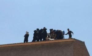 山西长治警方成功抓获暴力拒捕杀人抛尸案嫌犯:对峙7小时
