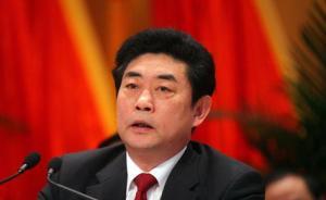 安徽省委常委、组织部部长邓向阳任副省长