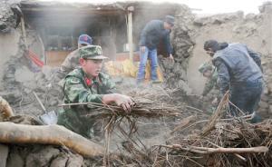 财政部民政部安排1.2亿用于新疆塔什库尔干地震受灾群众
