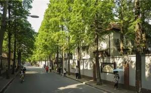 """上海有64条""""永不拓宽""""的街道,分布在9个历史文化风貌区"""