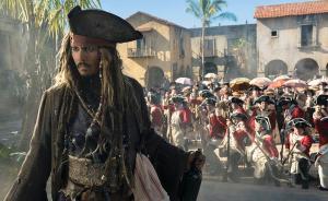 《加勒比海盗5》:基本就是把前作熔炼在一起