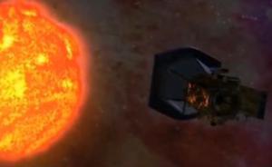 """美国拟明年夏天发射""""太阳探测器"""",距太阳仅600多万公里"""