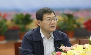 郭文奇任江苏省委常委、省委组织部部长