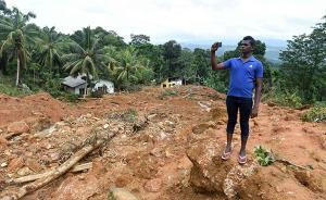 斯里兰卡洪水和山体滑坡已致202人死,中国第一时间援助