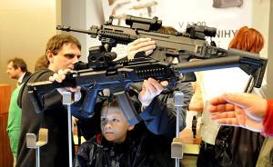 捷克防展|轻武器篇——亲身体验,方知枪械外贸取胜之道