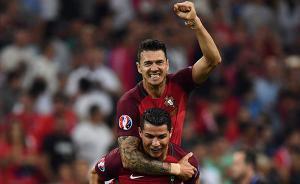 葡萄牙不是C罗的一人球队!你知道罗总也能很无私吗