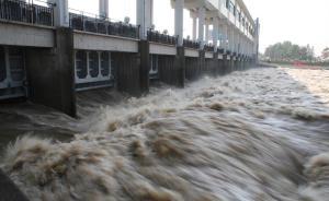 淮河流域迎今年最强降雨,干流王家坝站预计将发生超警洪水