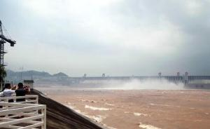 长江出现今年第1号洪水:三峡入库流量50000立方米每秒