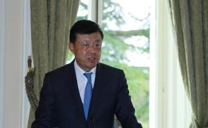 """刘晓明:中英关系正处""""重要历史时刻"""",核电站项目考验互信"""