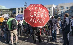 释新闻丨特朗普宣布退出巴黎协定,对美应对气候变化影响几何
