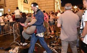 意大利球迷看欧冠时发生踩踏:误以为有炸弹,伤者升至千人