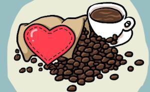 漫画|空腹喝咖啡会不会伤胃,消化科医生谈喝咖啡那些事