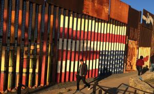 特朗普给修建美国墨西哥边境墙出新招:安装太阳能板